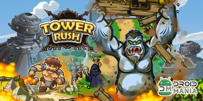 Скриншот Tower rush №3
