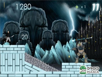 Скриншот Frozen Temple Battle Run FULL №2