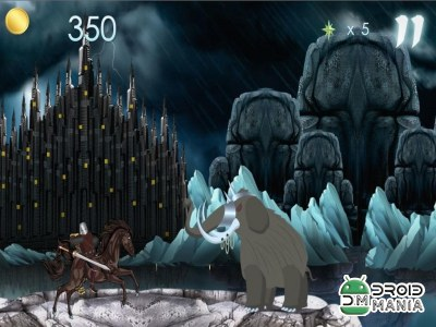 Скриншот Frozen Temple Battle Run FULL №3