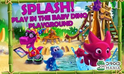 Скриншот Dino Day! Baby Dinosaurs Game №4