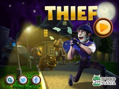 Скриншот Thief: Tiny Clash №1