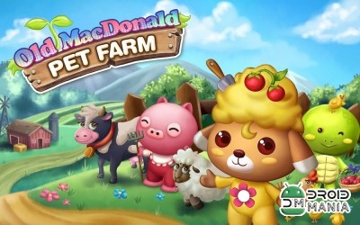 Скриншот Ферма старого Макдональда / Old MacDonald Pet Farm №1
