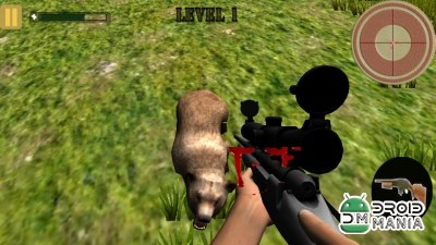 Скриншот Snipper Bear Hunting 3D №4