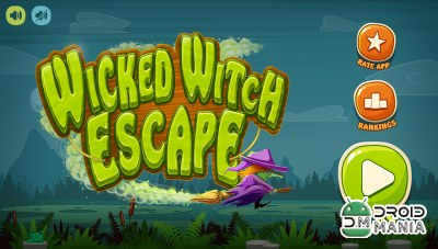 Скриншот Wicked Witch Escape №1