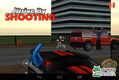 Скриншот Drive By Shooting (3D Game) №2