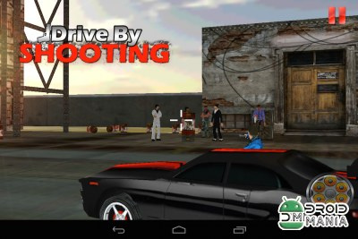 Скриншот Drive By Shooting (3D Game) №3