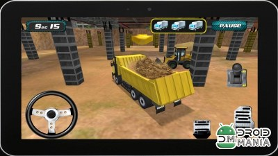 Скриншот Heavy Truck: Construction 3D №3