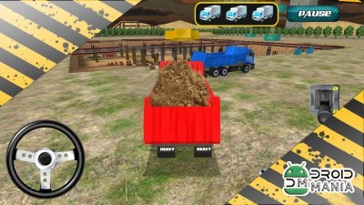 Скриншот Heavy Truck: Construction 3D №4