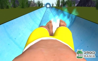 Скриншот Water Slide Simulator №3
