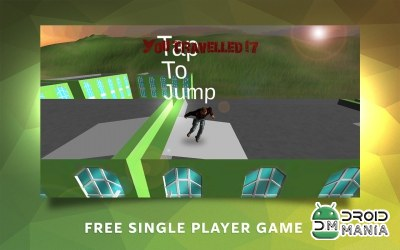 Скриншот Parkour Simulator 3D 2015 №1