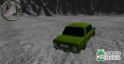 Скриншот Space Old Car Drift Game №3