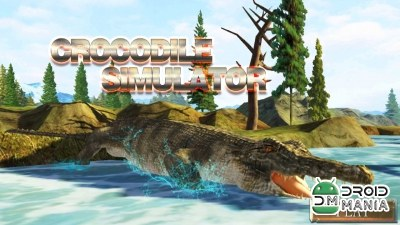 Скриншот Crocodile Attack Simulator №1