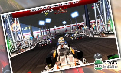 Скриншот Speed Car Ultimate Karting №2
