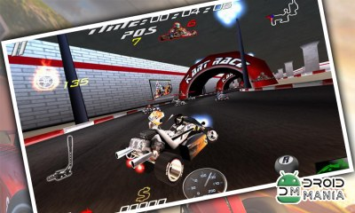 Скриншот Speed Car Ultimate Karting №4