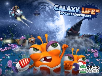 Скриншот Galaxy Life: Pocket Adventures №4