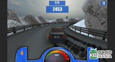 Скриншот Speed Drift Racing 3D №2