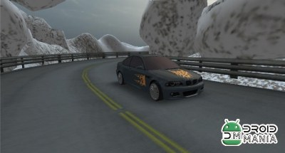 Скриншот Speed Drift Racing 3D №3