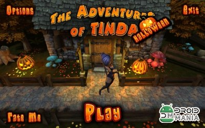 Скриншот Adventures Of TINDA HALLOWEEN №1