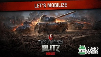 Скриншот World of Tanks Blitz №1