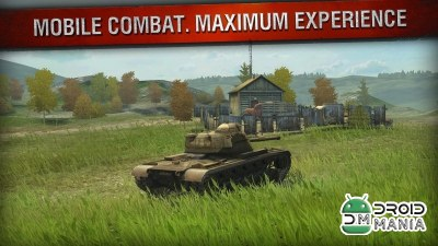 Скриншот World of Tanks Blitz №3