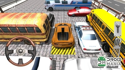 Скриншот Real Car Parking 3D №1