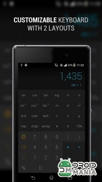 Скриншот CALCU: The Ultimate Calculator №3