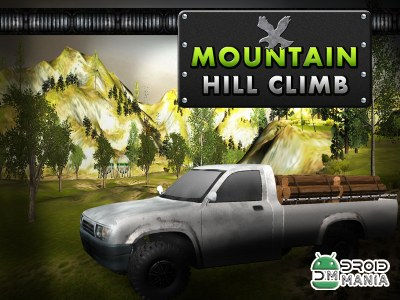 Скриншот Mountain Hill Climb 3D №2