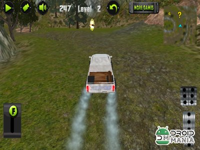 Скриншот Mountain Hill Climb 3D №4