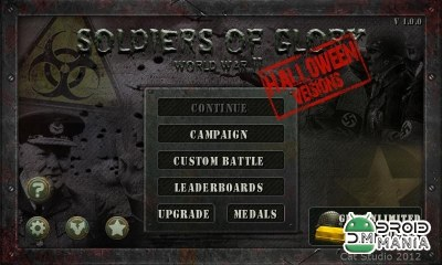 Скриншот Soldier of Glory Halloween Pro №1