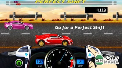 Скриншот High Speed: Drag Racing GP №1