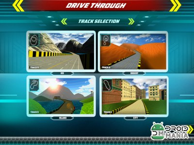Скриншот Real Car Driver – 3D Racing №4
