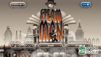 Скриншот Steam man №3