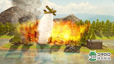 Скриншот Airplane Firefighter Simulator №1