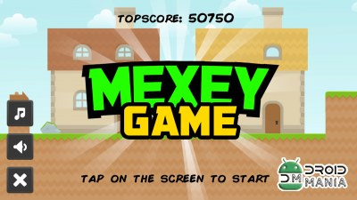 Скриншот Mexey Game №3