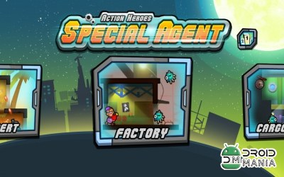 Скриншот Action Heroes: Special Agent №1