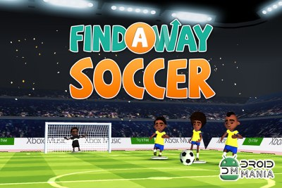 Скриншот Find a Way Soccer 2 №1