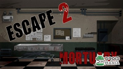 Скриншот Escape 2 - Mortuary №1