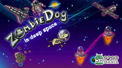Скриншот Zombie Dog: Deep Space Runner №4