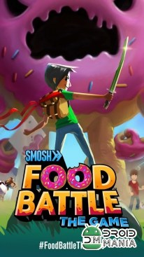 Скриншот Food Battle: The Game №1