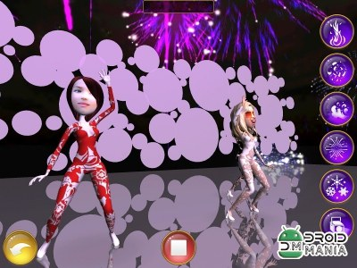 Скриншот DanceCandy3D №3