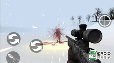 Скриншот Sharpshooter Sniper Zombie 3D №2