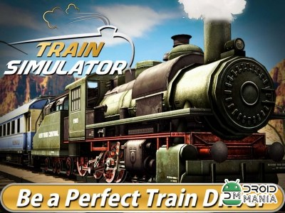 Скриншот Train Simulator 3D №1