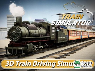 Скриншот Train Simulator 3D №2