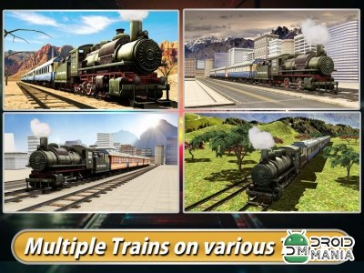 Скриншот Train Simulator 3D №3