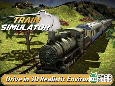 Скриншот Train Simulator 3D №4