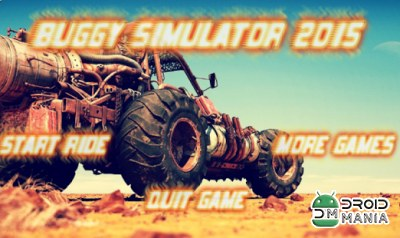 Скриншот Buggy Simulator 2015 №1