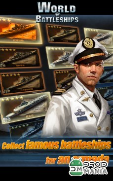 Скриншот World of Battleships №2