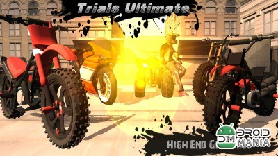 Скриншот Trials Ultimate 3D HD №1