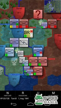 Скриншот Operation Barbarossa (Premium) №4
