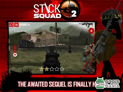 Скриншот Stick Squad 2 - Shooting Elite №1